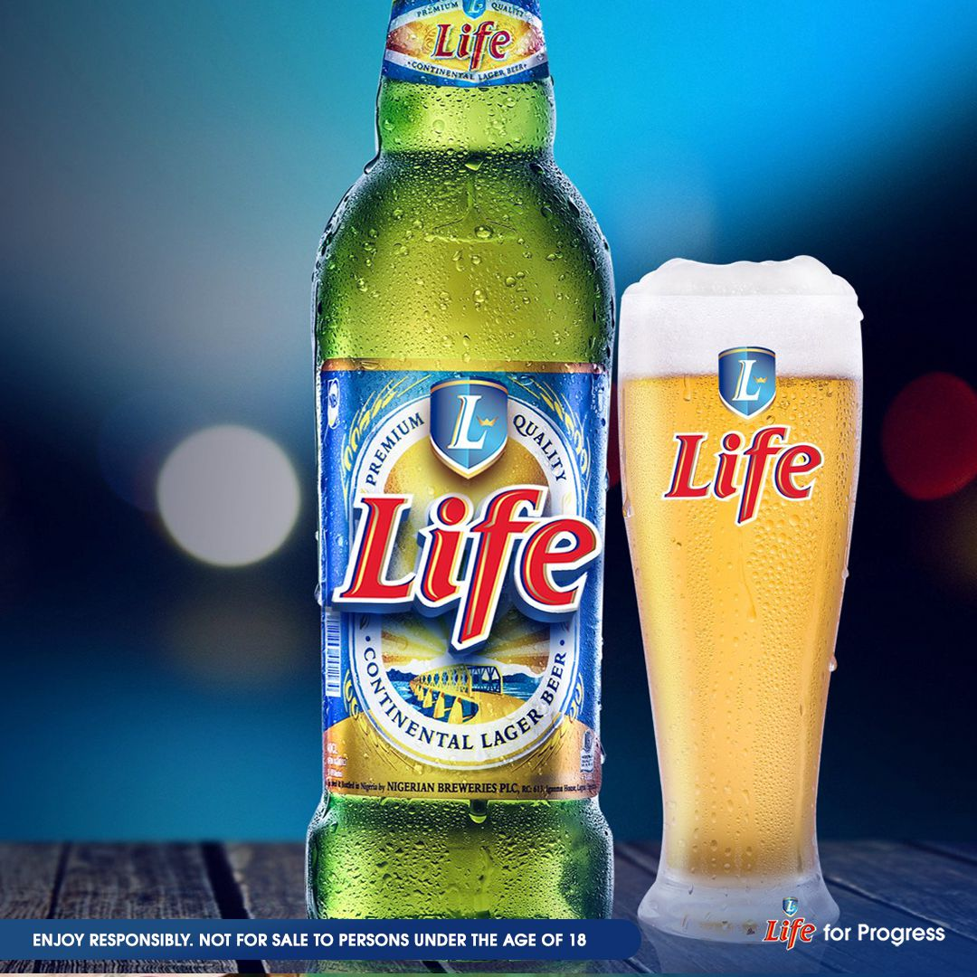Image result for LIFE beer